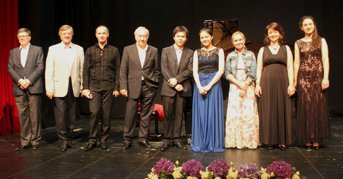 Karlovac Piano Competition 2014